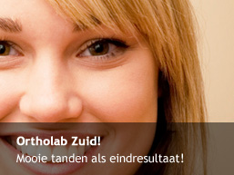 Ortholab Zuid - For a beautiful smile